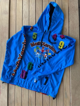 HIGH5 SUBLIMATED HOODIE