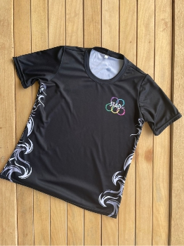 HIGH5 SUBLIMATED SPORT ROUND NECK